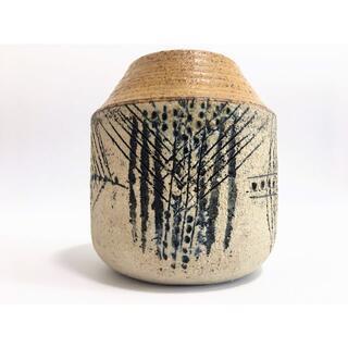 リサラーソン(Lisa Larson)の【希少】☆リサラーソン☆グスタフスベリ~フラワーベース 花瓶~アートピース(花瓶)