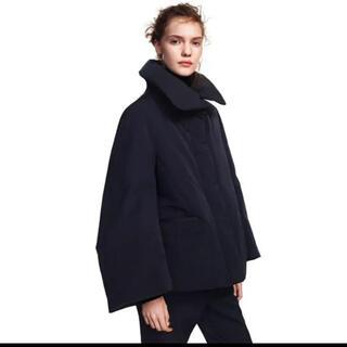 UNIQLO - 新品 ユニクロ  +J ハイブリッド ダウンジャケット ブラック XL サイズ