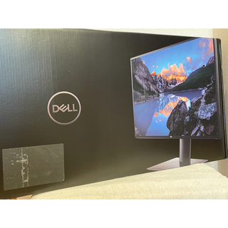 DELL - Dell 4Kモニター 27インチ U2720QM(3年間無輝点交換保証付