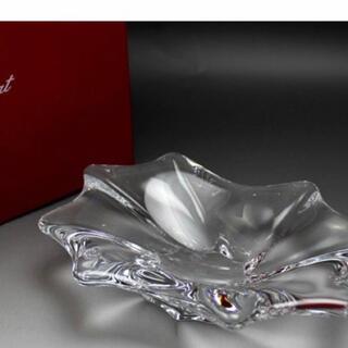 バカラ(Baccarat)のバカラ アッシュトレイ 1712-425 キャディックス 18.5cm  (灰皿)