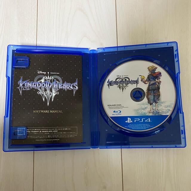 PlayStation4(プレイステーション4)のキングダムハーツ3 ソフト エンタメ/ホビーのゲームソフト/ゲーム機本体(家庭用ゲームソフト)の商品写真