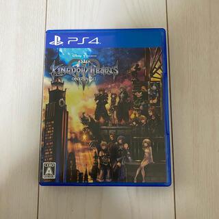 PlayStation4 - キングダムハーツ3 ソフト