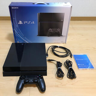 PlayStation4 - PlayStation4 CUH-1000A