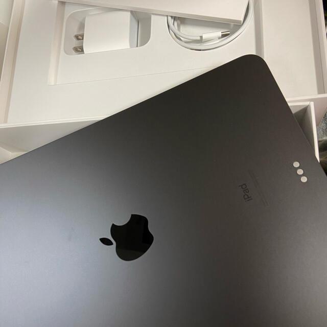 iPad(アイパッド)のiPad Pro 11インチ(第二世代)スペースグレイ 128GB Wi-Fi スマホ/家電/カメラのPC/タブレット(タブレット)の商品写真