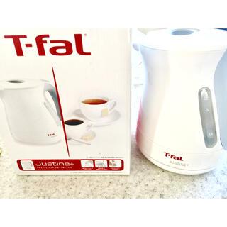 ティファール(T-fal)の【T-fal】電気ケトル❤︎電気ポット(電気ケトル)