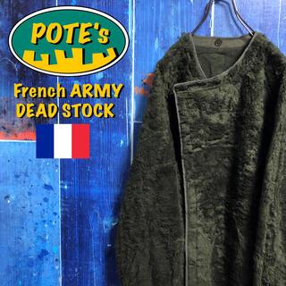 【デッドストック フランス軍】M64フィールドパーカーボアライナー 70s