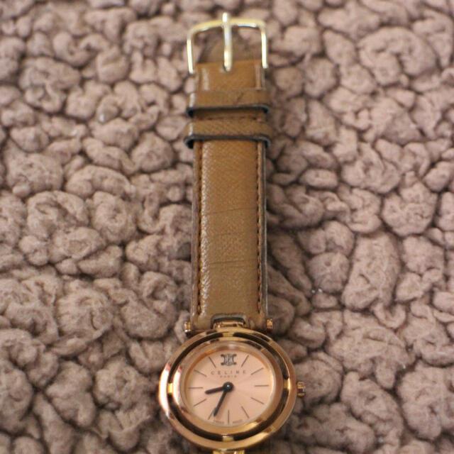 celine(セリーヌ)のセリーヌ 腕時計 CELINE レディースのファッション小物(腕時計)の商品写真