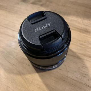 ソニー(SONY)の美品 SONY E35F1.8OSS(レンズ(単焦点))
