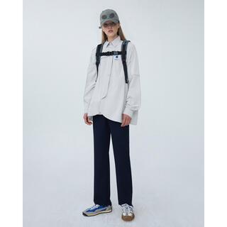 MAISON KITSUNE' - ADERERROR アーダーエラー 20SS オーバーサイズ シャツジャケット