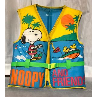 スヌーピー(SNOOPY)のSNOOPY 子供用ライフジャケット(マリン/スイミング)