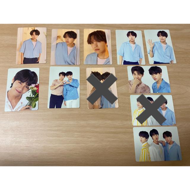 防弾少年団(BTS)(ボウダンショウネンダン)のLYS 韓国 ミニフォト エンタメ/ホビーのタレントグッズ(アイドルグッズ)の商品写真