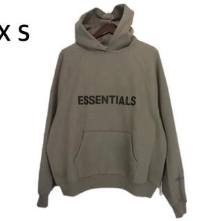 FEAR OF GOD - FOG essentials  パーカー スウェット