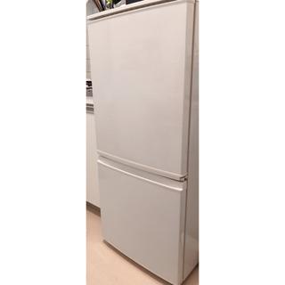 SHARP - シャープ 2ドア冷蔵庫