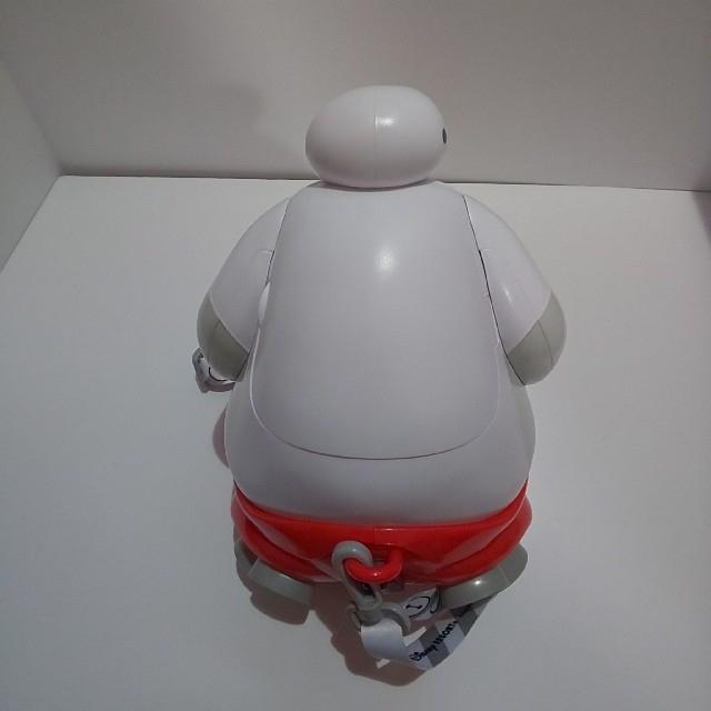 Disney(ディズニー)の【新品・未使用品 】ベイマックス ポップコーンバケット ディズニーランド エンタメ/ホビーのおもちゃ/ぬいぐるみ(キャラクターグッズ)の商品写真