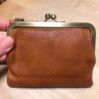 ツチヤカバンセイゾウジョ(土屋鞄製造所)の土屋鞄⭐︎トーンオイルヌメがま口財布(折り財布)