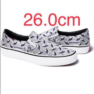 Supreme - vans supreme 26cm