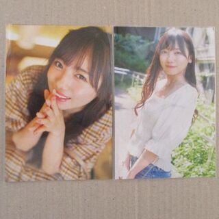 齊藤京子 1st写真集「とっておきの恋人」ポストカード 2種セット