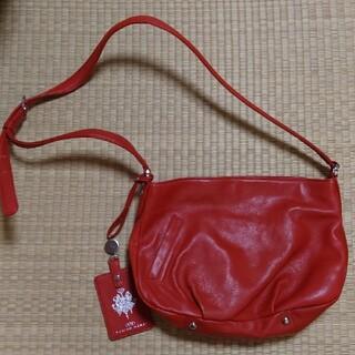 ユキコハナイ(Yukiko Hanai)のユキコハナイ 赤 ショルダーバッグ(ショルダーバッグ)