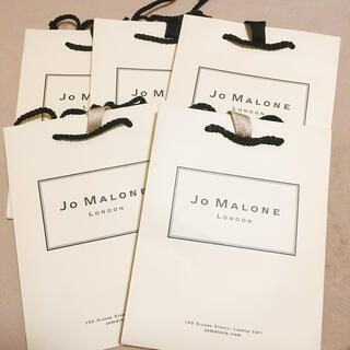 ジョーマローン(Jo Malone)のJO MALONE(ジョーマローン) ショップバッグ、紙袋(ショップ袋)