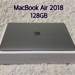 Mac (Apple) - 【美品】MacBook Air Retina display-2018