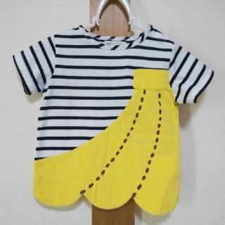 NARUMIYA INTERNATIONAL - baby cheer バナナTシャツ 90サイズ ベイビーチアー