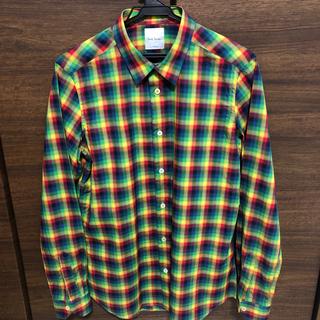 ポールスミス(Paul Smith)の【美品】ポールスミス SS17  チェックシャツ(シャツ)