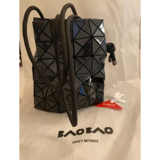 ISSEY MIYAKE(イッセイミヤケ)のバオバオ イッセイミヤケ 限定リング バッグ レディースのバッグ(ショルダーバッグ)の商品写真