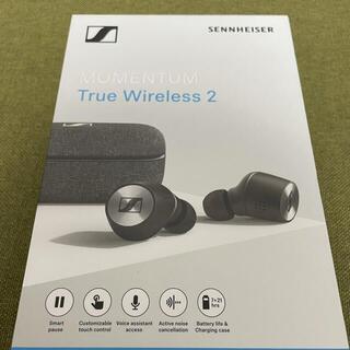 SENNHEISER - 【最高音質】MOMENTUM True Wireless 2 Black