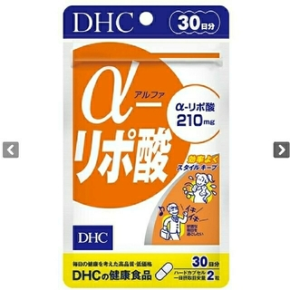 DHC - DHC  アルファαリポ酸 30日分