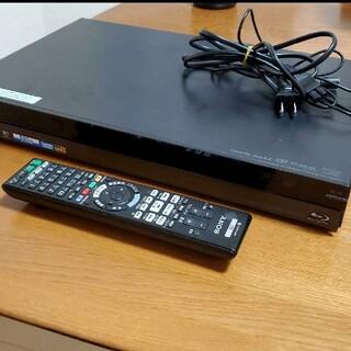 ソニー(SONY)のソニーブルーレイレコーダー500GB 2チューナー(SONY BDZ-AT700(ブルーレイレコーダー)