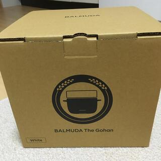 BALMUDA - バルミューダ炊飯器未使用品