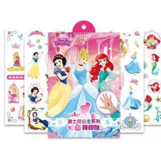 ディズニー(Disney)のディズニー プリンセス タトゥーシール ボディシール ペイント(シール)