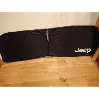 ジープ(Jeep)のJEEP ラングラー JK サンシェード wrangler ジープ(車内アクセサリ)