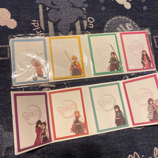 鬼滅の刃付箋 エンタメ/ホビーのおもちゃ/ぬいぐるみ(キャラクターグッズ)の商品写真