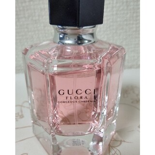 Gucci - GUCCIフローラル香水50㎎