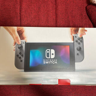 Nintendo Switch - Nintendo Switch JOY-CON グレー 本体  HAC-S-KA