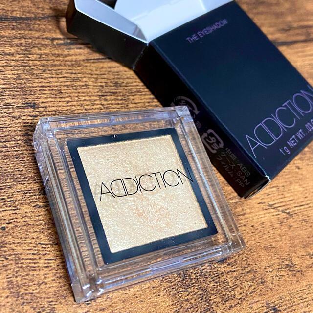 ADDICTION(アディクション)の美品❤ADDICTION/アディクション❤アイシャドウ❤韓国/MAC/Dior コスメ/美容のベースメイク/化粧品(アイシャドウ)の商品写真