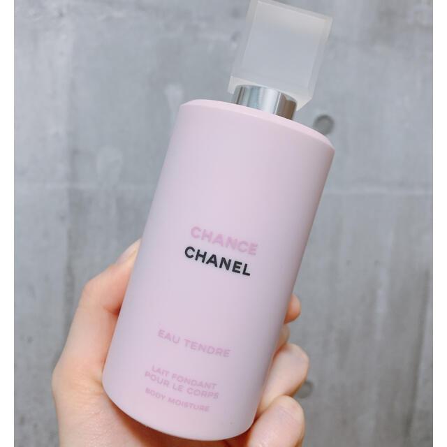 CHANEL(シャネル)のCHANEL チャンスオータンドゥル  ボディモイスチャー コスメ/美容のボディケア(ボディローション/ミルク)の商品写真