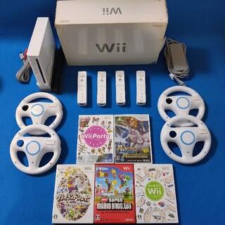 Wii - 任天堂✨本体✨マリオカート wii パーティ スーパーマリオ ポケモンバトル