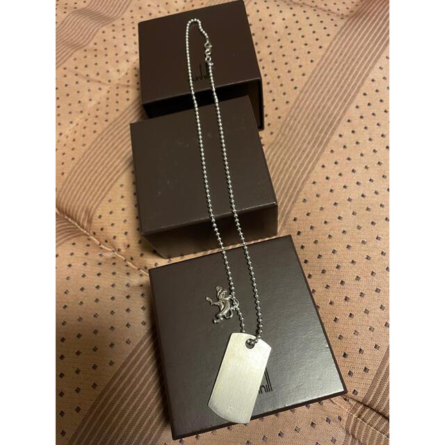 Dunhill(ダンヒル)のダンヒル ネックレス メンズのアクセサリー(ネックレス)の商品写真