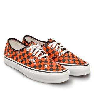 VANS - Vans x DSM OG Authentic LX (orange)