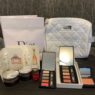 Dior - Dior【サンプルセット】ポーチ付き