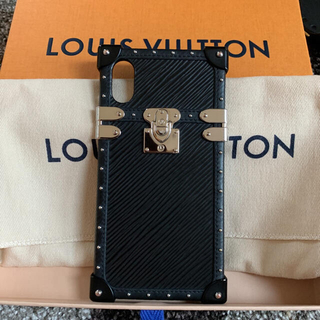 ルイヴィトン(LOUIS VUITTON)の ルイヴィトン エピ iPhoneケース X & XS アイトランクライト(iPhoneケース)
