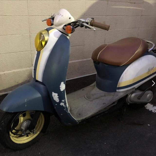 ホンダ(ホンダ)のホンダ 原付 スクーピー usdm ビーノ dio zx zr 自動車/バイクのバイク(車体)の商品写真