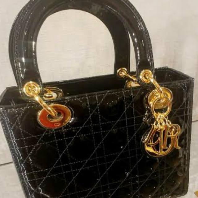 Dior(ディオール)のLADYDior ミニバッグ レディースのバッグ(ショルダーバッグ)の商品写真