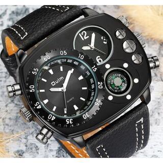 a195 【新品・未使用】コスパ◎ ラグジュアリー 腕時計 メンズ プレゼント