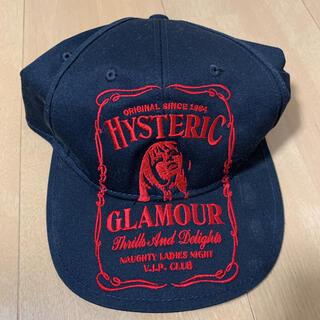 ヒステリックグラマー(HYSTERIC GLAMOUR)のHYSTERIC GLAMOUR/キャップ 帽子(キャップ)