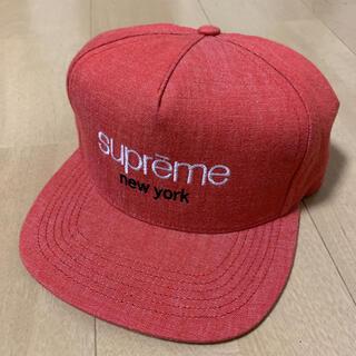 Supreme - Supreme キャップ