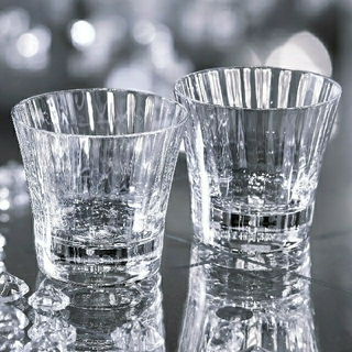 Baccarat - バカラ ミルニュイ ペア タンブラー グラス