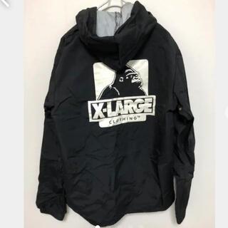 XLARGE - XLARGE コーチジャケット フード付き